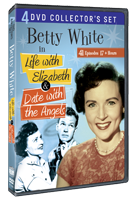 Betty White 4-Disc Set