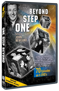 One Step Beyond - 3D Cover Art (Transparent)