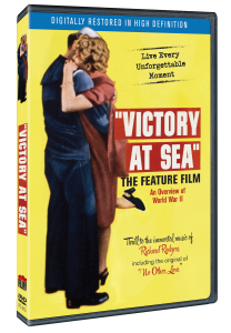 Victory at Sea - 3D Cover Art - Transparent