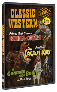 Classic Western 3-Pack - 3D Cover Art (transparent)